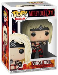Vince Neil Rocks Vinylfiguur 71