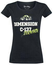 Dimension C-137 Survivor