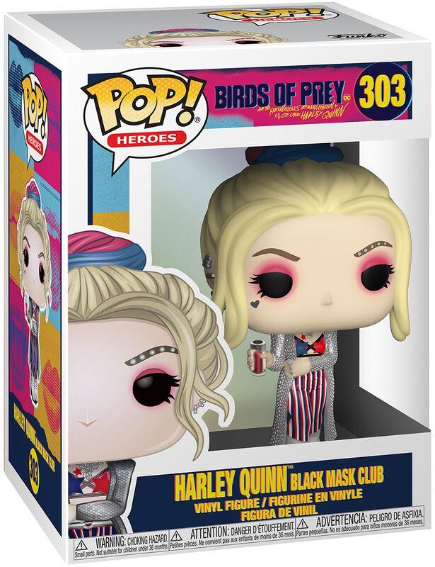 Harley Quinn Black Mask Club Vinylfiguur 303