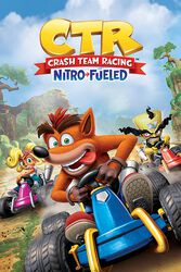 Crash Team Racing - Nitro Fueled