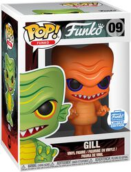 Spastik Plastik - Gill (Funko Shop Europe) - Funko Pop! n°09