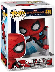 Far From Home - Spider-Man (Upgraded Suit) Vinylfiguur 470