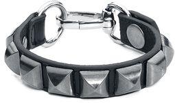 Studded Bracelet with Hook