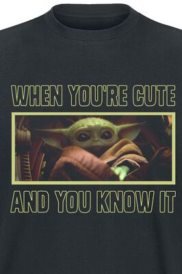 The Mandalorian - When You're Cute And You Know It - Grogu