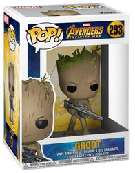 Infinity War - Groot- Funko Pop! n°293