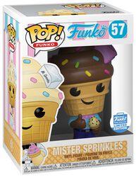 Fantastik Plastik - Mr. Sprinkles (Funko Shop Europe) Vinylfiguur 57