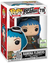 Scott Pilgrim vs. the World ECCC 2019 - Ramona Flowers (Funko Shop Europe) Vinylfiguur 719