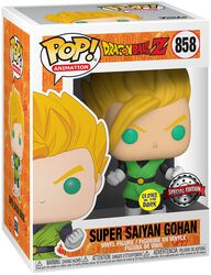 Z - Super Saiyan Gohan (Glow In The Dark) Vinylfiguur 858