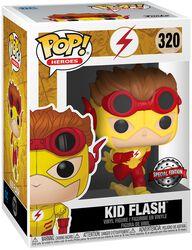 Kid Flash (Kans op Chase) Vinylfiguur 320