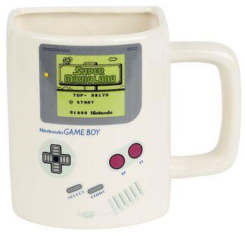 Game Boy - Mok met Koekjeshouder
