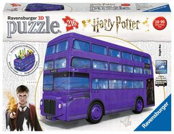 Knight Bus - 3D Puzzle