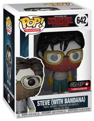 Figurine En Vinyle Steve (Avec Bandana) 642