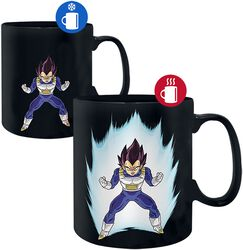 Z - Vegeta - Heat Change Mug