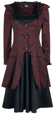 Victorian Brocade Dress