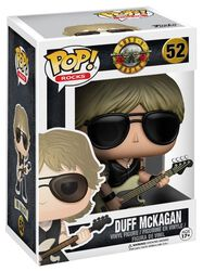 Figurine En Vinyle GN'R Duff Mc Kagan Rocks 52