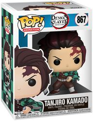 Tanjiro Kamado Vinylfiguur 867