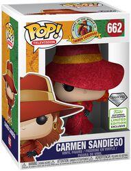 Where in the World is Carmen Sandiego? Carmen Sandiego (ECCC 2019) - Funko Pop! n°662