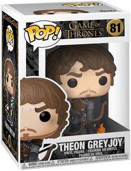 Theon Greyjoy - Funko Pop! n° 81