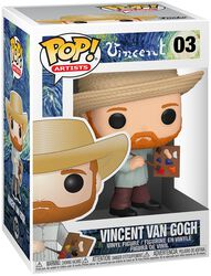 Artists - Vincent van Gogh Vinylfiguur 03