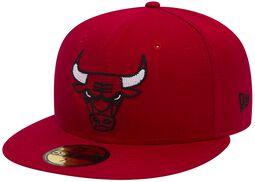 59Fifty Chain Stitch NBA Chicago Bulls
