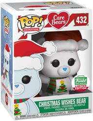 Christmas Wishes Bear (Funko Shop Europe) Vinylfiguur 432