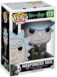 Rick Armé (Chase Possible) - Funko Pop! n°172