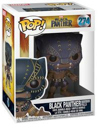 Black Panther Warrior Fall Vinylfiguur 274