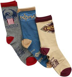 Iets Nieuws Bestel Harry Potter Sokken en kousen online | Large Fanshop #TB72