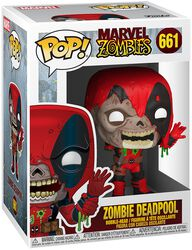 Zombies - Zombie Deadpool Vinylfiguur 661
