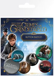 The Crimes of Grindelwald - Nifflers