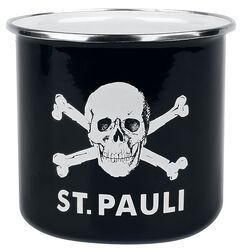 Skull - Mug De Camping