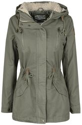 Cotton Winter Coat