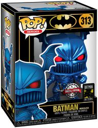 80th - Batman (Merciless) Vinylfiguur 313