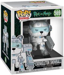 Exoskeleton Snowball (Oversized) Vinylfiguur 569