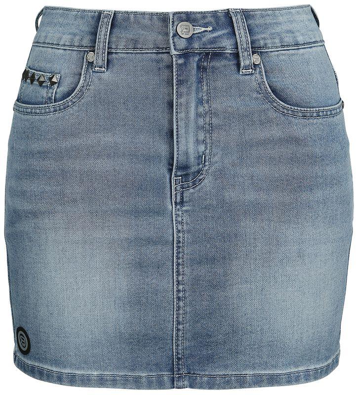 Easygoing Miniskirt