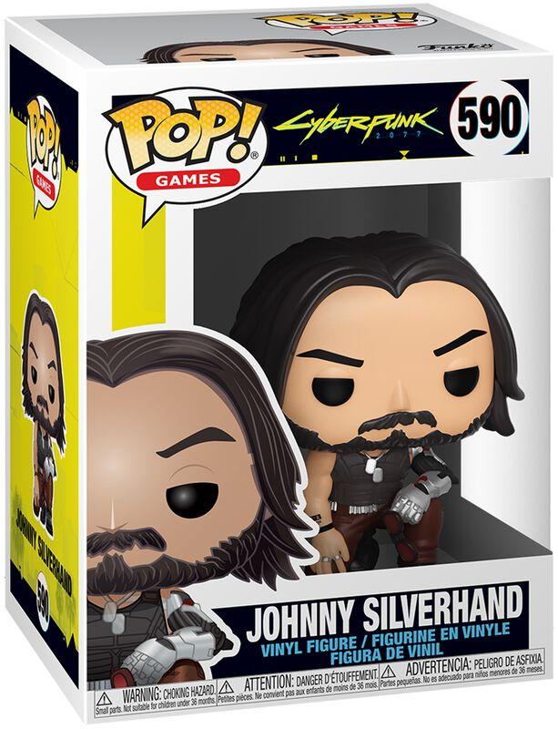 Johnny Silverhand Vinylfiguur 590