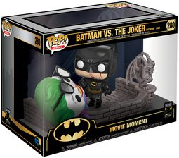 80th - Batman (1989) Batman vs. The Joker (Movie Moments) Vinylfiguur 280