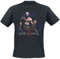 Kratos Et Atreus