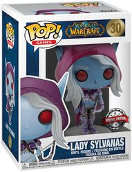 Lady Sylvanas (Blizzard 30th) (Métallique) - Funko Pop! n°30
