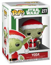 Holiday Santa Yoda Vinylfiguur 277
