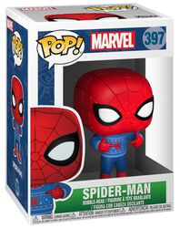 Spider-Man (Holiday) Vinylfiguur 397