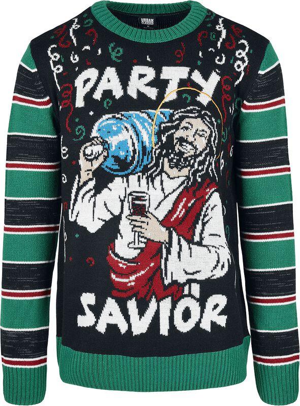 Pull De Noël Saviour