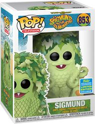 Sigmund and the Sea Monsters SDCC 2019 - Sigmund (Funko Shop Europe) Vinylfiguur 853