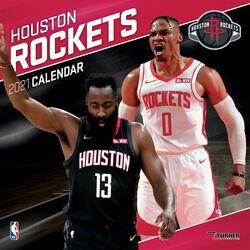 Houston Rockets - Kalender 2021
