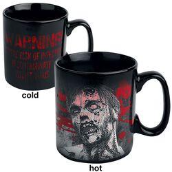 Mug Thermoréactif Infected