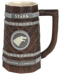 Maison Stark - Winter Is Coming