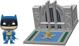 Batman Avec Palais De Justice (Pop! Town) - Funko Pop! n°09