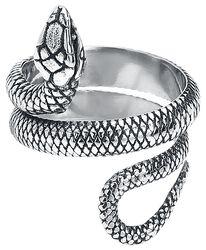 Bague Snake