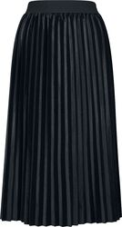 Ladies Velvet Plisse Skirt
