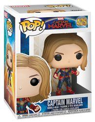 Captain Marvel (Kans op Chase) Vinylfiguur 425